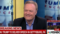 Lawrence O'Donnell on Donald Trump's Gettysburg speech