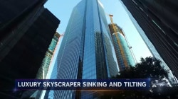 This San Francisco Luxury Skyscraper is Sinking and Tilting