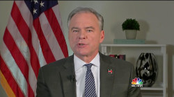 Kaine: 'I Would Want to Serve' in Lame Duck Senate