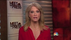 Kellyanne Conway Acknowledges 'We Are Behind'