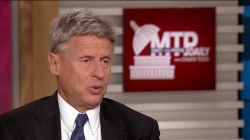 Gary Johnson: Vote your conscience