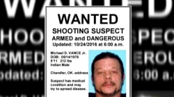 Manhunt intensifies for Oklahoma double murder suspect who live-streamed getaway