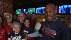 'Win one before I die!' Meet 104-year-old Cleveland Indians superfan Emily Serian