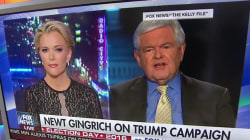Newt Gingrich accusing Megyn Kelly of being 'fascinated by sex' is going viral