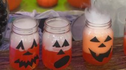 Halloween party ideas: Clementine jack-o'-lanterns, cauldron games, more