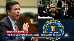 New FBI Review in Clinton Case After Revelation from Weiner Case