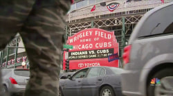 Chicago's Wrigley Field Ready for First World Series Game in 71 Years