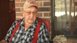 89-Year-Old Man Votes for First Time