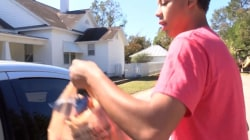 In North Carolina Flood Disaster, Teen 'Hero' Emerges