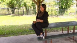 Woman Says Cop Tried to Arrest Her for Sitting on Picnic Table