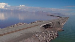 Why Is The Great Salt Lake Shrinking?