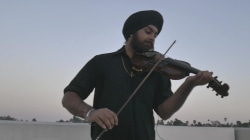 Beyond Belief: Meet the Sikh American Violinist Creating 'Universal Music'