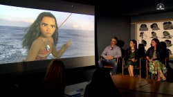 'This Is the Way We Tell Our Stories:' Behind the Scenes of Disney's 'Moana'