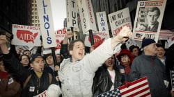 Flashback: Radical AIDS Activist Group ACT UP