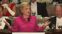 Hillary Clinton Questions Donald Trump's Stamina