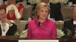 Clinton: Let's Make the Effort to Do More for Each Other
