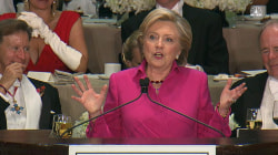 Clinton to Trump: Feel Free to Shout 'Wrong!' During My Speech