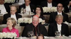 Al Smith Dinner Host Jokes About Trump in Women's Dressing Room
