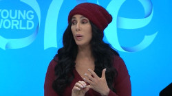 Cher Calls Trump 'Dangerous,' Says Hillary 'Screwed Up'