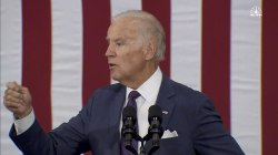 Biden On U.S. Perception: Trump 'Is Already Damaging Us'