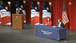 Senator Questions Opponent's American Heritage at Illinois Debate