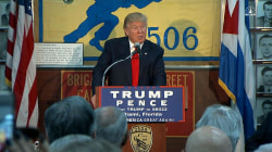 Trump Accepts Endorsement from Bay of Pigs Vets Association