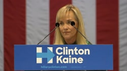 Goldwater's Granddaughter says 'She's With Hillary'