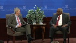 Justice Thomas: Washington Too Comfortable With Not Debating Issues