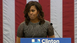 Michelle Obama to Trump: You Do Not Keep American Democracy 'In Suspense'