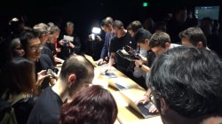 Go Behind-the-Scenes of Apple's Launch Event