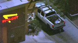 A Suspect Made a Pit Stop at In-N-Out During a Police Chase