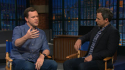 Seth Myers and Willie Geist on Red, White and You