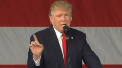 Trump Attacks Clinton on McAuliffe Campaign Contributions