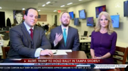 Trump Campaign Launches Nightly News Show on Facebook Live