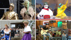 Kathie Lee and Hoda look back at their past Halloween antics