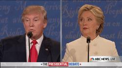 Third Presidential Debate Part 3: The Economy