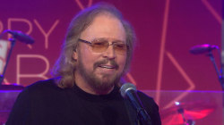 Watch Barry Gibb perform 'Grand Illusion' on TODAY