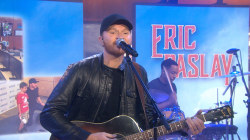 Eric Paslay performs 'Angels In This Town' on TODAY