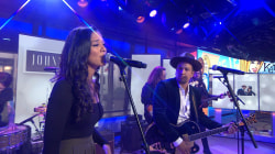 Johnnyswim perform 'Let It Matter' on TODAY