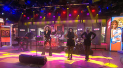 Lion Babe perform 'She's A Lady' on TODAY