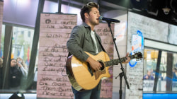 One Direction's Niall Horan performs solo song 'This Town' on TODAY