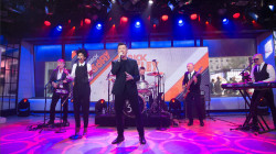 Rick Astley performs new song 'Angels on My Side' live on TODAY