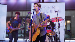 Ryan Follese sings 'Put a Label on It' on TODAY