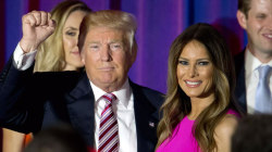 Melania Trump dismisses 2005 tape as 'boys talk'; can she help Donald win female voters?