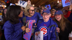 See these ardent Cubs fans surprised with World Series tickets on TODAY