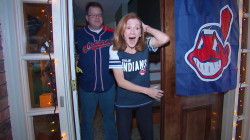 Watch TODAY surprise family of Cleveland fans with World Series tickets
