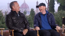 'Inferno': Tom Hanks, Ron Howard talk movie, take questions from fans