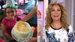 Meet the 7-year-old girl who is Kathie Lee's biggest fan