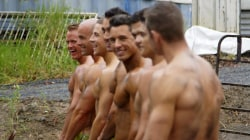 Smokin' hot Australian firefighters pose for charity