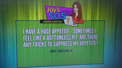 Joy Bauer shares 2 tips for suppressing hunger before mealtime